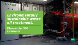 The G20 has been designed to securely treat petrochemical waste.