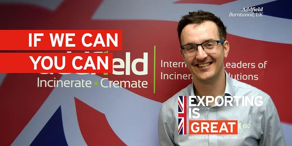 Staffordshire Manufacturers break exporting record