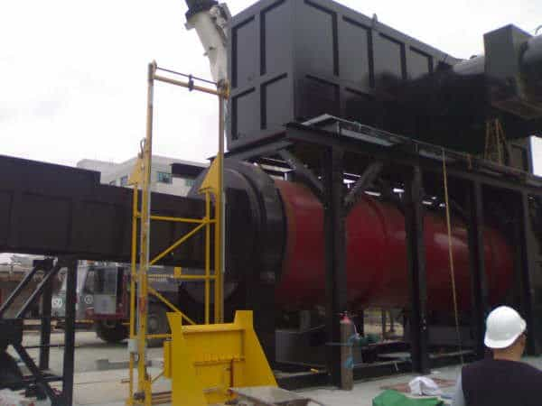 Why choose a Rotary Incinerator?