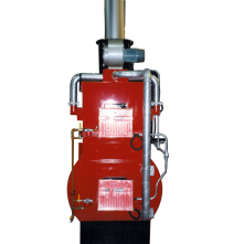 Techtrol Pyrotec Clinical incinerator 2