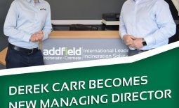 Derek Carr appointed new Managing Director at Addfield